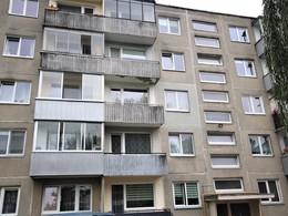 Parduodamas butas Kovo 11-osios g., Dainavoje, Kaune, 43.9 kv.m ploto, 2 kambariai