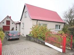 Parduodamas namas Vilniaus g., Raseiniuose, 112 kv.m ploto, 1 aukštai