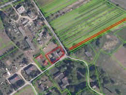Parduodamas namas Dvaro g. 12, Gėluvos k., 62 kv.m ploto, 1 aukštai