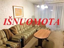 Nuomojamas butas Šiaurės pr. 40-32, Eiguliuose, Kaune, 51 kv.m ploto, 2 kambariai [..]