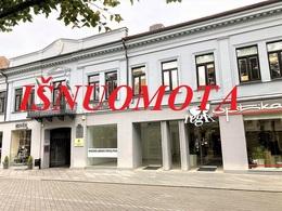 Nuomojamos patalpos Laisvės al. 34, Centre, Kaune, 56 kv.m ploto
