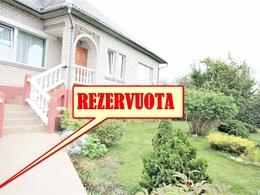 Parduodamas namas Gintaro g. 26, Raseiniuose, 115 kv.m ploto, 1 aukštai [..]