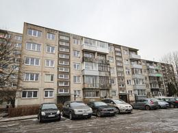 Parduodamas butas Partizanų g. 130, Dainavoje, Kaune, 62 kv.m ploto, 3 kambariai