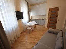 Nuomojamas butas M. Daukšos g., Centre, Kaune, 28 kv.m ploto, 1 kambariai [..]