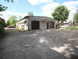 Parduodamos patalpos A. Juozapavičiaus pr., Šančiuose, Kaune, 530 kv.m ploto