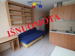 Nuomojamas butas J. Basanavičiaus al., Dainavoje, Kaune, 18 kv.m ploto, 1 kambariai [..]
