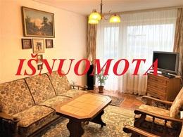 Nuomojamas kambarys Partizanų g. 110, Dainavoje, Kaune, 20 kv.m ploto, 3 kambarių bute [..]