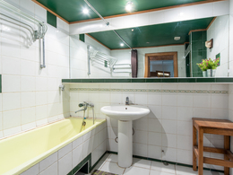 Parduodamas butas Tuskulėnų g. 23b, Žirmūnuose, Vilniuje, 109 kv.m ploto, 4 kambariai
