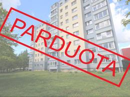 Parduodamas butas P. Lukšio g. 12, Kalniečiuose, Kaune, 50.41 kv.m ploto, 2 kambariai [..]