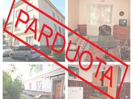 Parduodamas butas Sąjungos a. 5, Vilijampolėje, Kaune, 42 kv.m ploto, 1 kambariai [..]