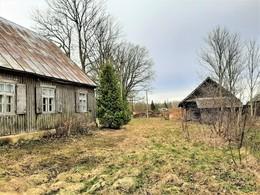 Parduodamas namas Grūžių k., 160 kv.m ploto, 1 aukštai