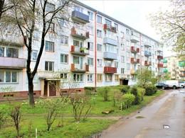 Parduodamas butas Varnių g. 30, Vilijampolėje, Kaune, 44.62 kv.m ploto, 2 kambariai