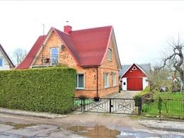 Parduodamas namas J. Biliūno g. 22, Ukmergėje, 140 kv.m ploto, 1 aukštai [..]