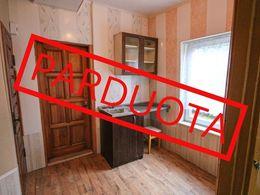 Parduodamas butas Ariogalos g. 25, Vilijampolėje, Kaune, 21 kv.m ploto, 2 kambariai [..]