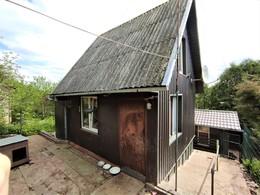 Parduodamas namas Pakalnės g. 26, Naujatriobių k., 36 kv.m ploto, 2 aukštai [..]
