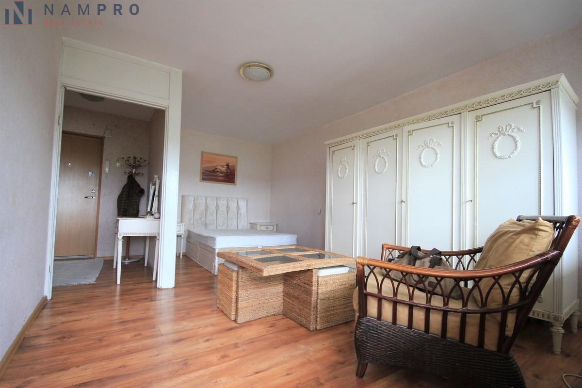 Parduodamas butas Partizanų g. 166, Dainavoje, Kaune, 38 kv.m ploto, 1 kambariai