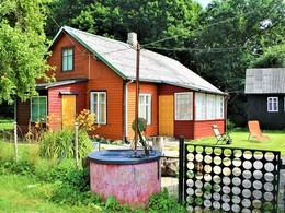 Parduodamas namas Tervydonių k., 86 kv.m ploto, 1 aukštai