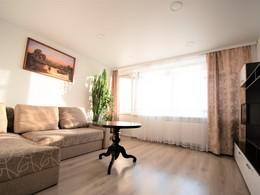 Nuomojamas butas Aušros g. 12, Žaliakalnyje, Kaune, 50 kv.m ploto, 3 kambariai
