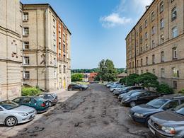 Nuomojamas butas Subačiaus g. 47, Užupyje, Vilniuje, 24 kv.m ploto, 1 kambariai