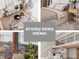 Parduodamas butas Paplaujos g., Užupyje, Vilniuje, 62 kv.m ploto, 2 kambariai [..]