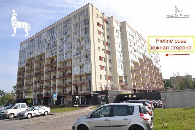 Parduodamas butas Karklėnų g., Naujoji Vilnia, Vilniaus m., Vilniaus m. sav., 45 m2 ploto, 2 kambariai - <strong>65 000 €