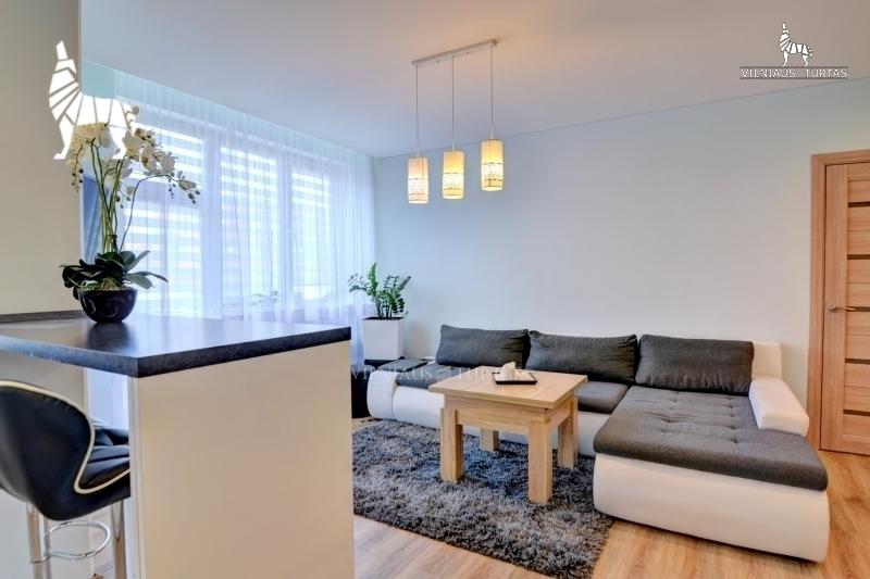 Parduodamas butas Jonažolių g., Lazdynuose, Vilniuje, 58 kv.m ploto, 2 kambariai - <strong></noscript><img class=