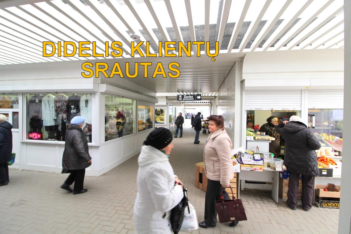Nuomojamos patalpos Rygos g., Justiniškėse, Vilniuje, nuo 8,7 iki 32 kv.m ploto - <strong>300 €