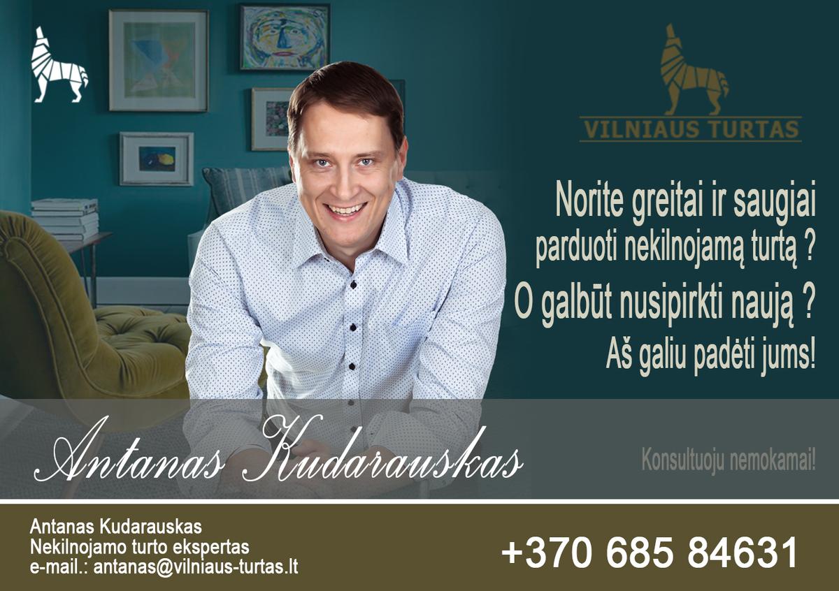 Parduodamos patalpos Naujamiestyje, Vilniuje, 4500 kv.m ploto - <strong>2 150 000 €