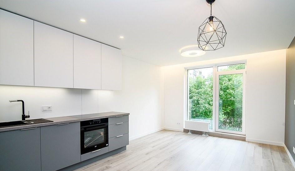 Parduodamas butas Žirmūnų g., Žirmūnuose, Vilniuje, 51 kv.m ploto, 2 kambariai - <strong>124 700 €