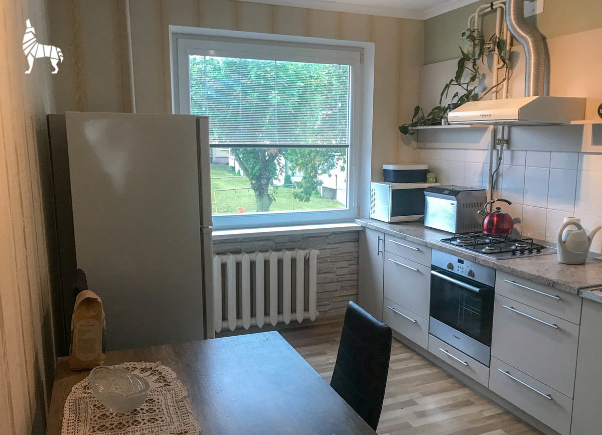 Parduodamas butas Sodų g., Kėdainiuose, 63.76 kv.m ploto, 3 kambariai - <strong>42 000 €