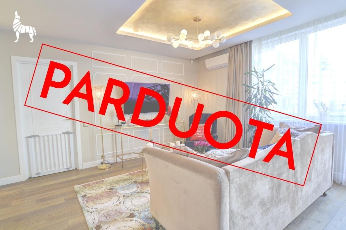 Parduodamas butas Jonažolių g., Lazdynėliuose, Vilniuje, 5784 kv.m ploto, 2 kambariai - <strong></noscript><img class=