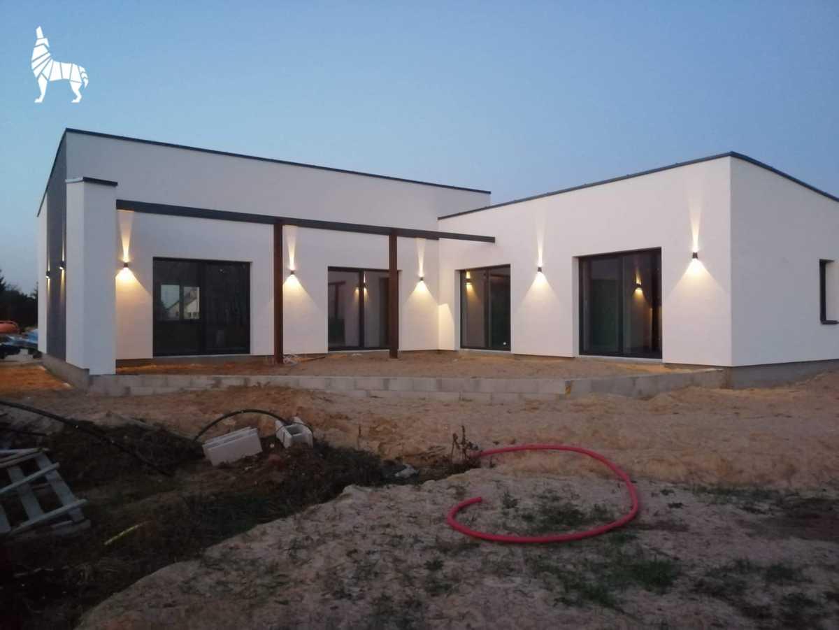 Parduodamas namas Lukos g., Trakų Vokėje, Vilniuje, 130 kv.m ploto, 1 aukštai - <strong>138 000 €
