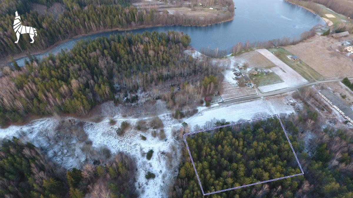 Parduodamas sklypas Ežero g., Sarių k., 73 a ploto - <strong>4 000 €