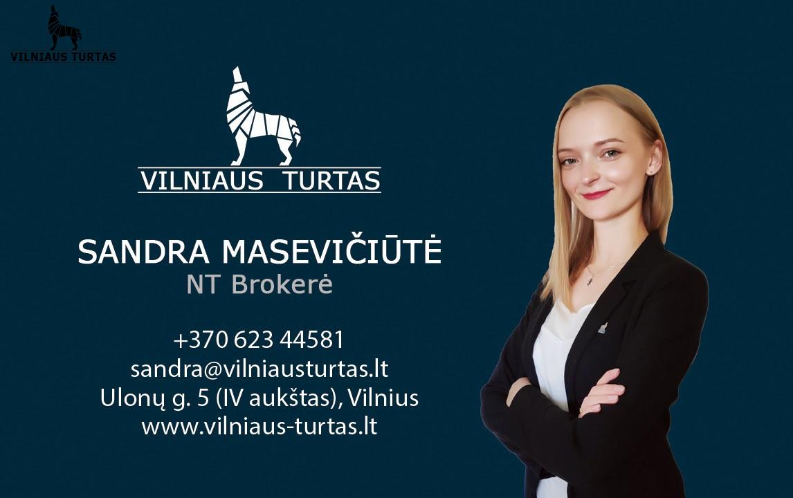 Parduodamas butas Geležinkelio g., Senamiestyje, Vilniuje, 53.4 kv.m ploto, 2 kambariai - <strong></noscript><img class=