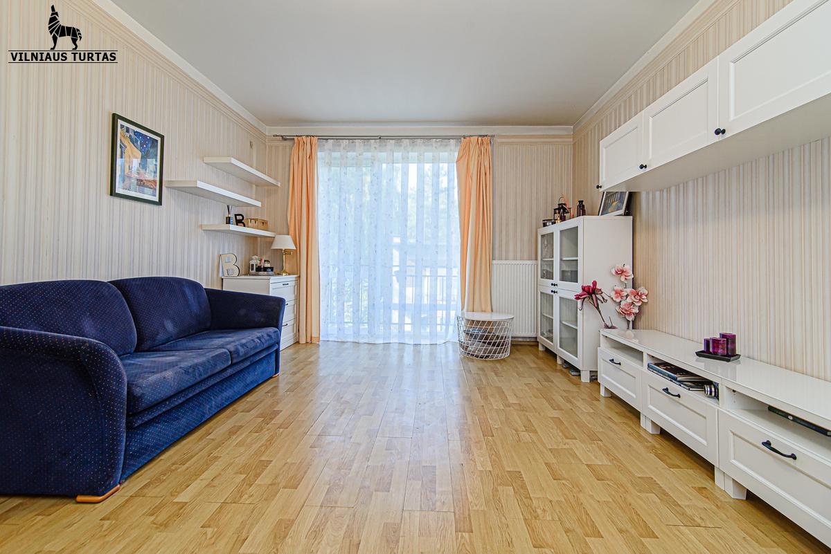 Parduodamas butas Avižų g. 1, Jeruzalėje, Vilniuje, 43.54 kv.m ploto, 1 kambariai - <strong></noscript><img class=