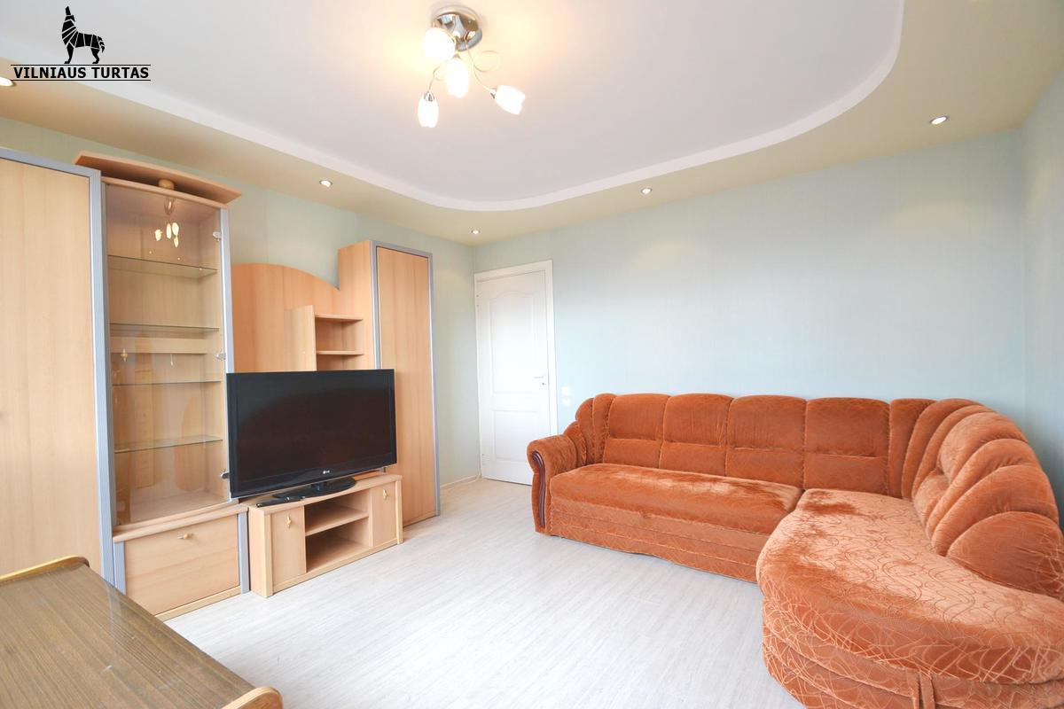 Nuomojamas butas Viršuliškių g. 71, Viršuliškėse, Vilniuje, 49 kv.m ploto, 2 kambariai - <strong></noscript><img class=