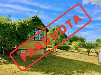 Parduodamas namas Kriaučiškių 5-asis tak., Kaišiadoryse, 16 kv.m ploto, 1 aukštai