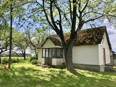 Parduodamas namas Žibavičių g. 54, Žibavičių k., 47.21 kv.m ploto, 1 aukštai