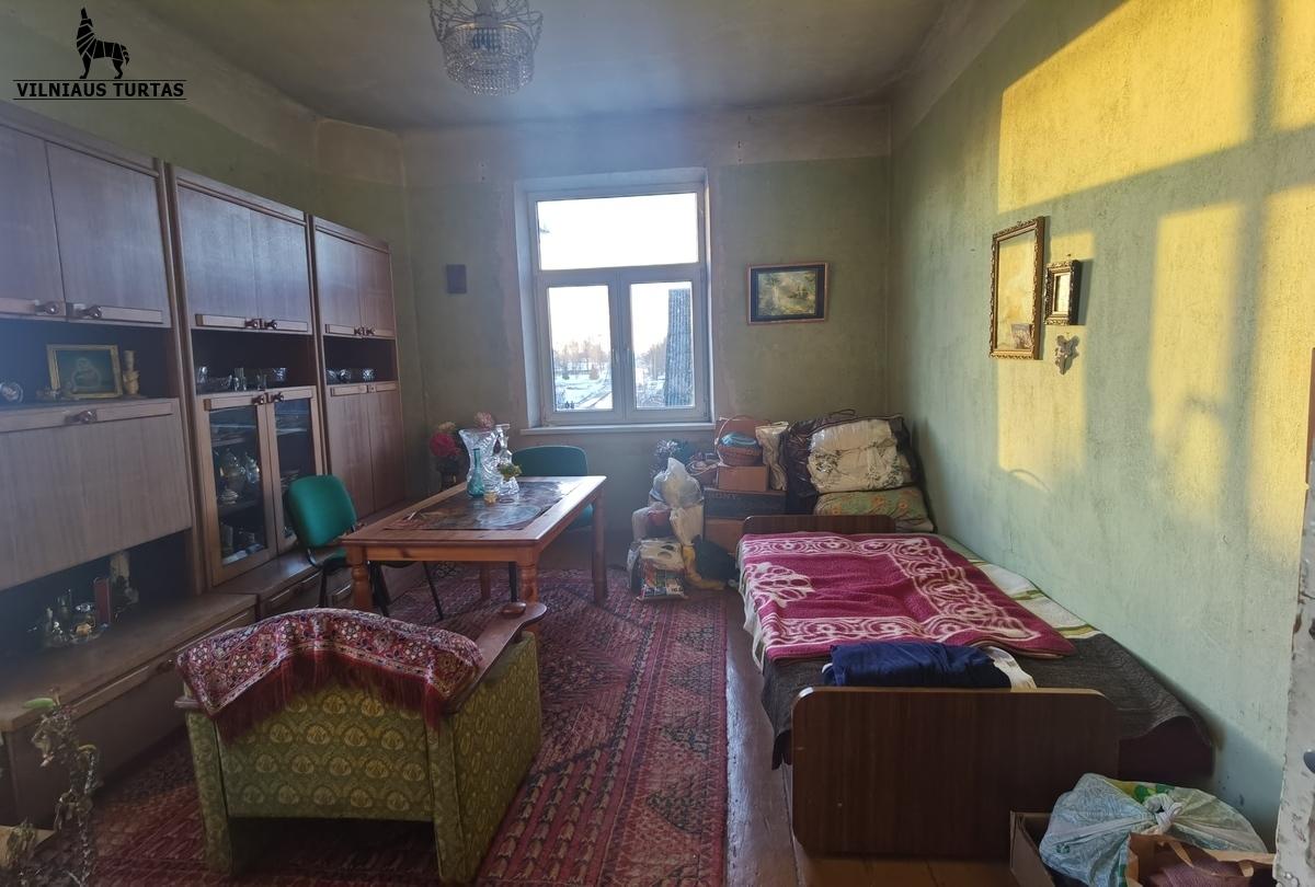 Parduodamas butas Trakų g., Vievyje, 52.31 kv.m ploto, 2 kambariai - <strong></noscript><img class=