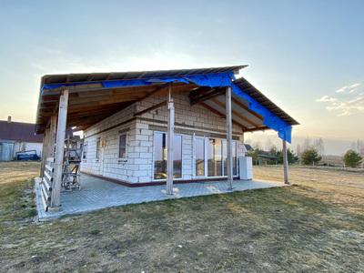 Parduodamas namas Ežero g. 22C, Vievininkų k., 82.72 kv.m ploto, 1 aukštai