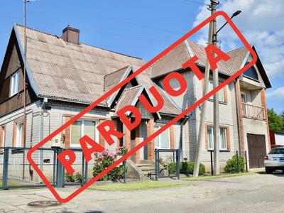 Parduodamas namas Liudvinavo g. 9-1, Aleksote, Kaune, 130.8 kv.m ploto, 2 aukštai